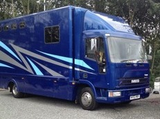 7.5t Iveco Horsebox for Sale