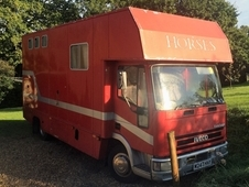 7. 5T Ford Iveco 3 Horse Lorry