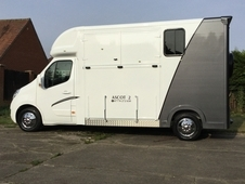 ASCOT 2, New Build 2016, £26, 950 + vat Latest Model Vauxhall Mo...
