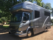 ICE Vogue 7. 5T Horsebox or Sale