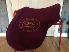 Immaculate 17, 5 Kent and masters gp saddle