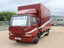 DAF TURBO 7. 5t