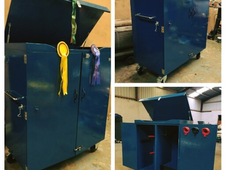 Xmas sale horse tack boxes at great prices