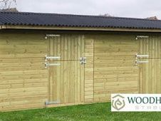 10x20 mobile stables - £1695 VAT