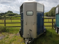 Ifor Williams HB505R for sale