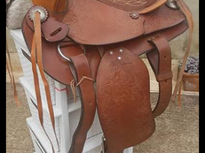 Excellent condition western saddle