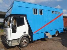 2004 Iveco 7.5t 3-stall Horsebox