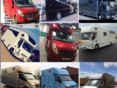 Horsebox sales! we sell on your behalf