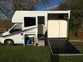 Immaculate recently converted 2 stall Equicruiser Horsebox for sale