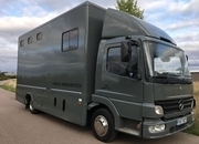 Viking Horse Box 7.5 tonne