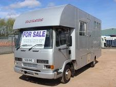 Compact DAF Turbo 7. 5t