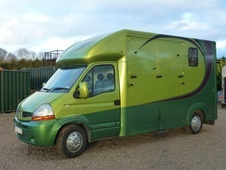 Renault Master 3. 5T 2013 Build 36, 700 mileage