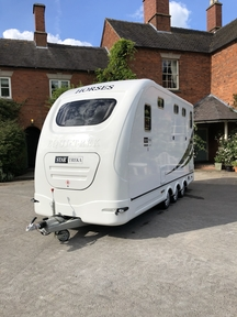 Equi-Trek Star-Treka Excel Horse Trailer *Brand New* 2019 Px Welcome INC VAT