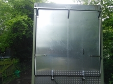 Newly Converted 2/3 Horsebox