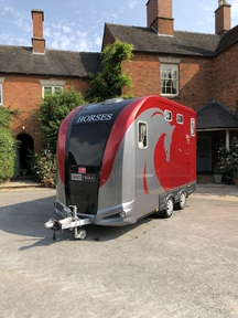 Equi-Trek Night-Treka Excel Horse Trailer *Brand New Unused* 2019 Px Welcome