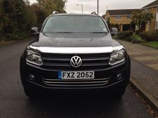 Volkswagen Amarok Highline 4MOTION 2. 0BiTDI 163PS NO VAT 33000 m...