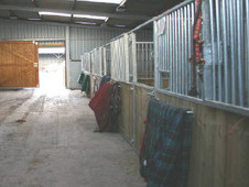 Livery Spaces - Dalbeattie, Dumfries & Galloway