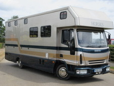 2007 Iveco Eurocargo coach built by PRB coach builders. Stalled ...