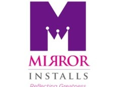 Equestrian Training Arena mirrors