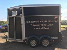 Ifor Williams 511, 2010 and 2011 Black Trailer