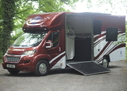 New Build John Oates Horsebox  brand new chassis delivery miles only