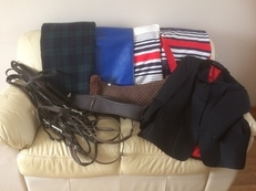 Everything £5 each-Various Tack equipment and clothing