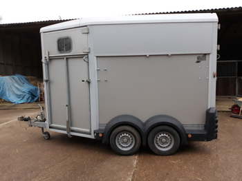 Silver Ifor Williams 511 Trailer - Excellent Condition - 2011