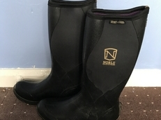 Men's noble waterproof yard/riding boots