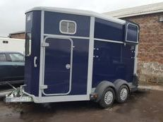 2015 Ifor Williams 511 Trailer