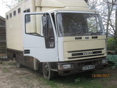 iveco lorry for sale