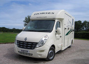 MARLBOROUGH HUNTER 3.5T – 2 HORSE, REAR FACING HORSEBOX