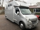 Unique Horseboxes new build on 2018 Renault Master £24495