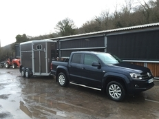 For Williams HB506 Horse Trailer