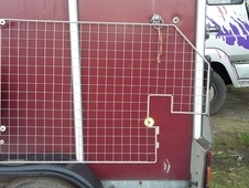 Genuine Ifor Williams Horse Trailer Head Partition - HB510