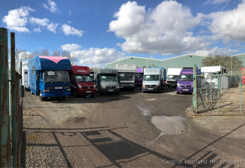 OVER 30 USED HORSEBOXES!!!!!!!