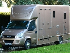 Alexanders Goodwood Iveco 6. 5T 2 stall 2011 build + VAT