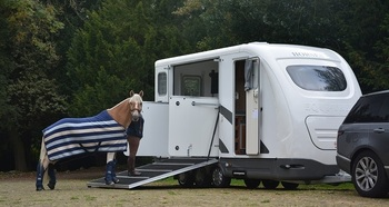 Pre-Owned Equi-Trek Star-Treka Trailer