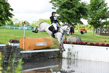 10 Year Old FEI Potential Team Connemara, XC Machine