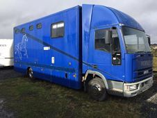***SOLD*** 7. 5 Iveco Horsebox