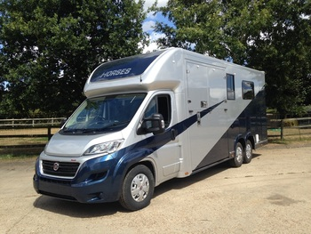 New Luxury Highbury 50 Fiat Ducato Horsebox