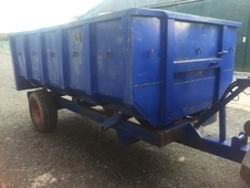 6 ton muck trailer good condition