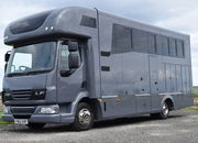62 plate DAF LF 2018 Build Stalled for 2/3 with Outstanding Luxury Living