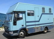 Compact Iveco Eurocargo 7.5 ton Coach built. Stalled for 2/3 with smart living.. Only 19 Ft long
