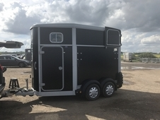 Ifor Williams 506 black 2015