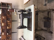 For your own repairs an industrial sewing machine