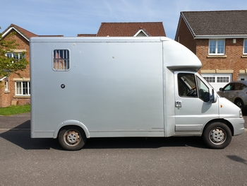 3.5 tonne Citroen Relay