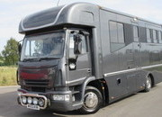 2004 13.5 Ton Iveco Eurocargo Coach built by Whittingham. Stalled for 4 with full luxury living. Automatic chassis.. Huge payload