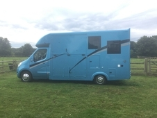 NEW BUILD CHAIGLEY WEEKENDER ON 14REG RENAULT MASTER, ONLY 26, 00...