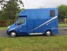Ascot 2 Vauxhall Movano £19, 950 + vat, 1200 payload with weigh ...