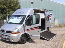 Courchevel 3.5t Low Mileage